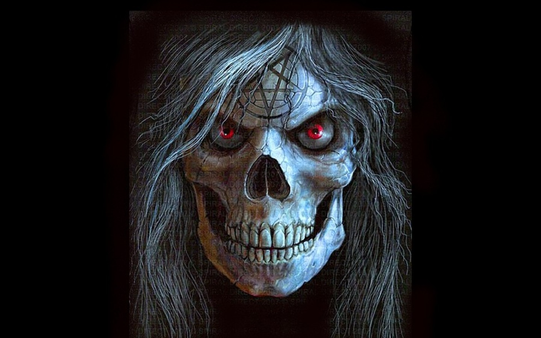 download wallpapers 2560x1600 skulls - photo #14