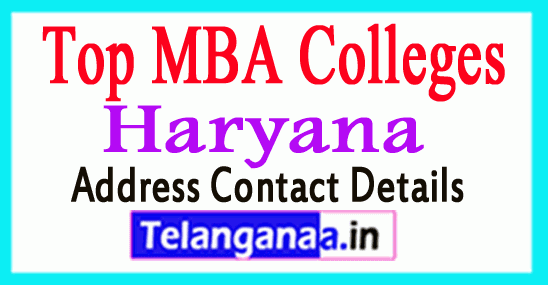 Top MBA Colleges in Haryana