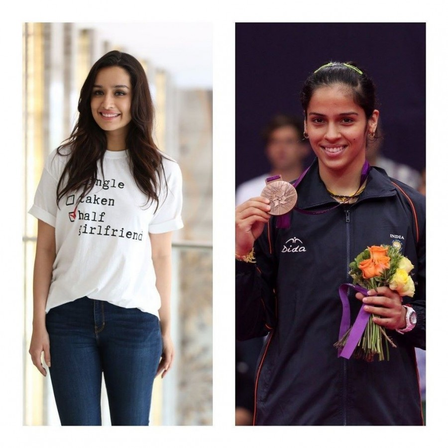 Shraddha Kapoor Begins Training for Saina Nehwal Biopic