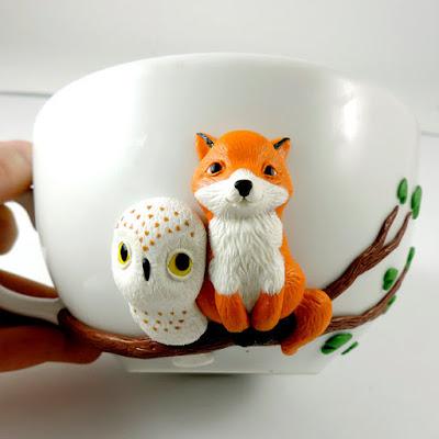 Fox Owl Cup