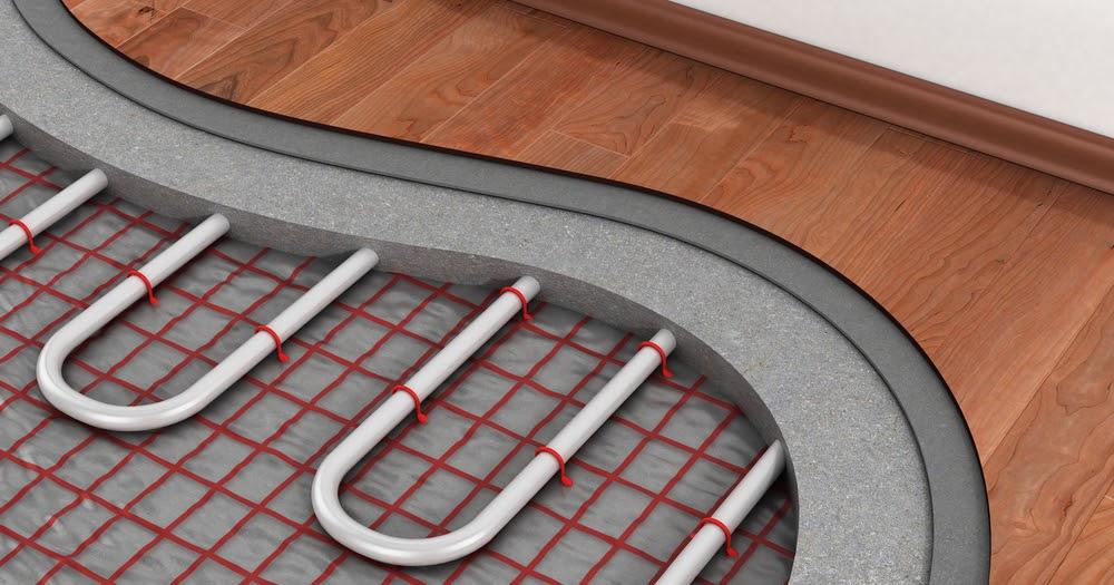 Welches Bodensystem eignet sich am besten zur Fußbodenheizung? | Real Wood Qualitätsböden