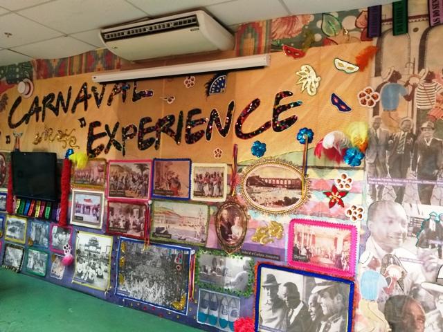 Carnaval Experience, um projeto da Grande Rio