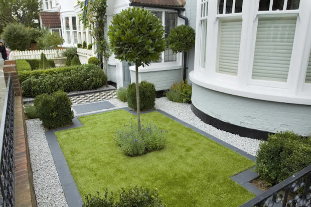 simple garden ideas with beautiful