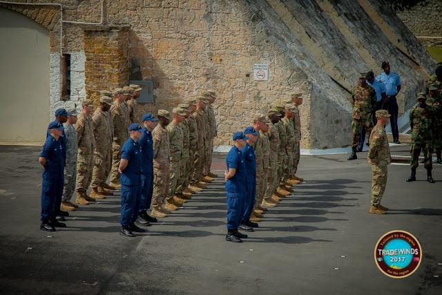 Ejercicios militares Tradewinds 2017: EEUU con 18 países aliados en aguas del Caribe, cerquita de Venezuela