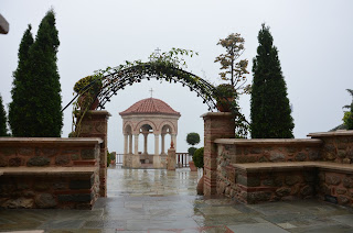 vue depuis le monastere de Varlaam