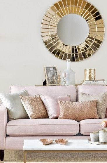 GAL ABOUT TOWN HOME MAKEOVER: LIVING ROOM INSPIRATION