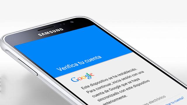 Quitar - remover cuenta Google Samsung Galaxy J5