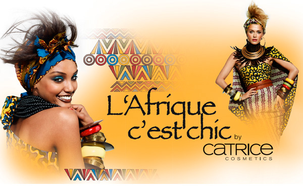 CATRICE - L'Afrique C'est Chic ( edycja limitowana )
