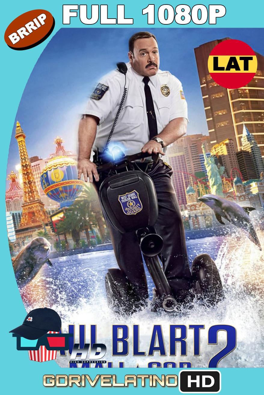 Paul Blart Mall Cop 2 (2015) BRRip 1080p Latino-Inglés MKV