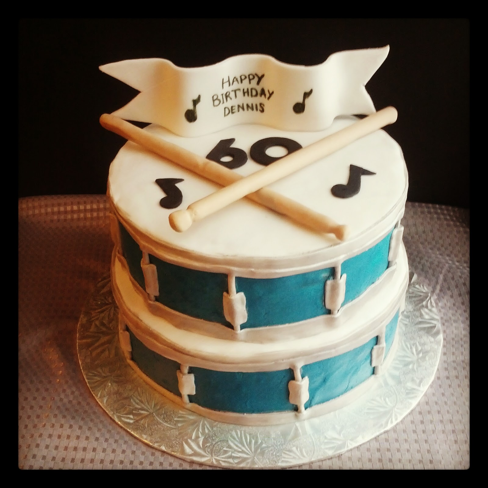 Second Generation Cake Design January 2013