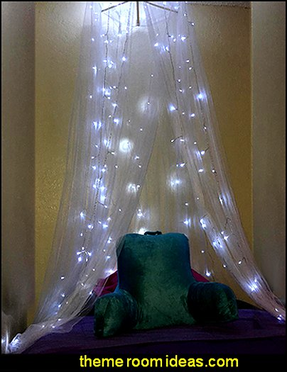 Bed Canopy Mosquito Net Curtains  Bed canopy -  Bed Canopies - Bed Crown - Mosquito Netting - Bed Tents - Canopy Beds - Post Bed Canopies - Luxury Canopy netting   - girls bed canopy - Bed Curtains - Curtain Canopy