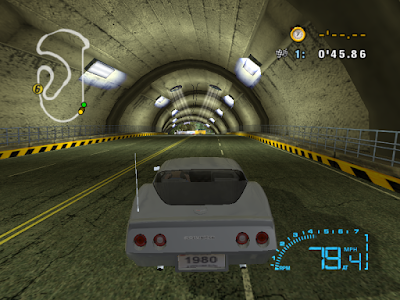 雪佛蘭科爾維特賽車(Corvette)免安裝版,經典的跑車競速遊戲!