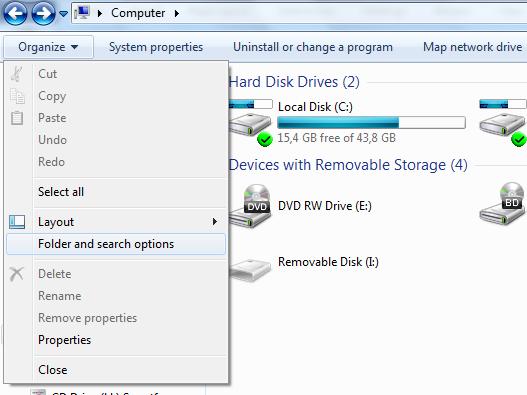 Cara Mengembalikan File yang Terhapus pada Flashdisk