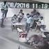 Vídeo mostra momento em que mulher invade sala de aula e agride aluna e diretora