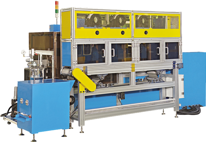 Bladder Injection Molding Machine, Vacuum Injection Molding