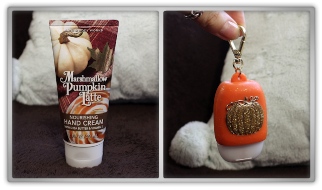 Bath and Body Works huge fall autumn Haul Review home fragrance BBW beauty blogger hand cream marshmallow pumpkin latte pocketbac holder cozy favorites