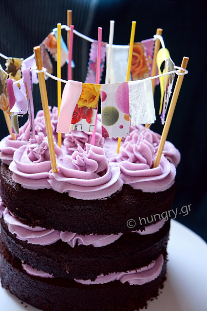 Birthday Cake-DIY