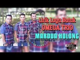 Kunci Gitar ( Lirik ) Lagu Omega Trio - Mardua Holong