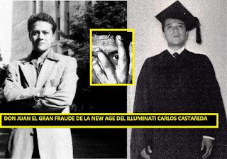 Don Juan el gran #fraude esotérico de la nueva era inventado por el #illuminati Carlos Castañeda #Katecon2006