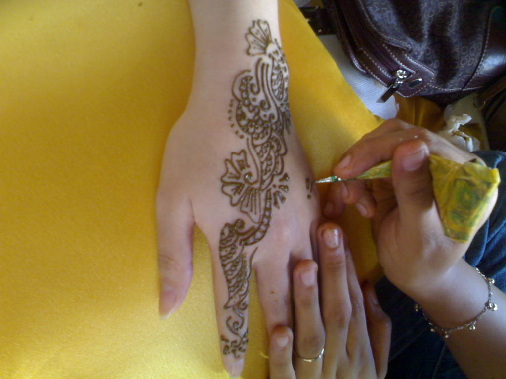 Henna Bali: Henna Bali: WHERE TO GET SAFE HENNA IN BALI