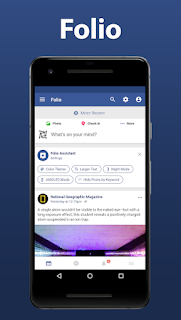 Folio 2 Facebook & Messenger v3.3.1 Full APK