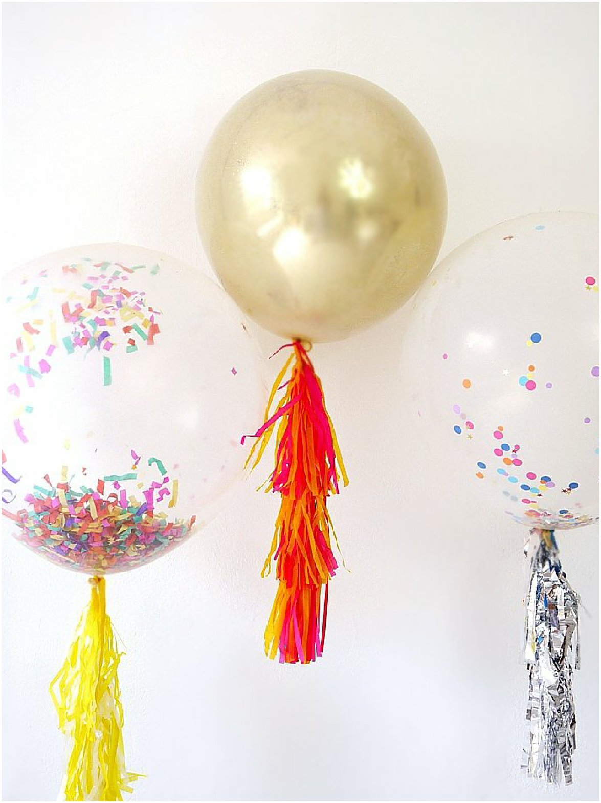 DIY Balloon Party Hacks