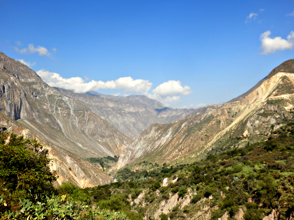 Colca Canyon: A Worthwhile Ordeal (Probably)
