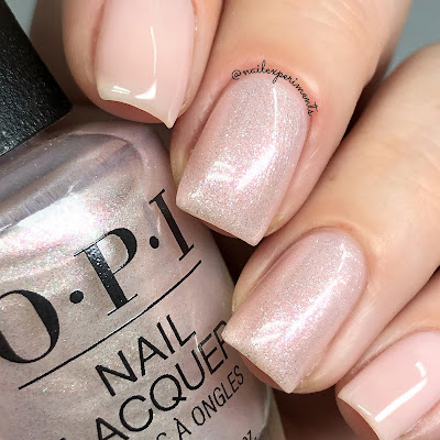 opi throw me a kiss with baby take a vow always bare for you spring 2019