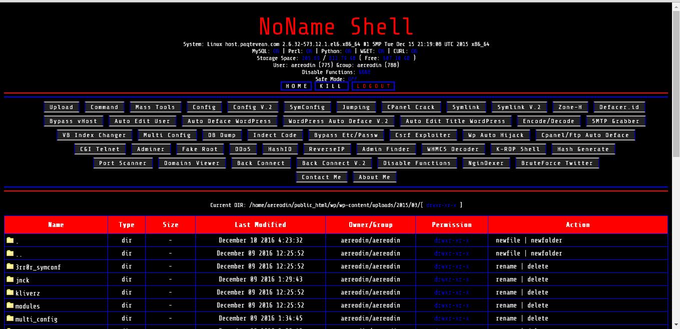 noname shell - bypass shell ~ bypass shell, angel shell,Shell