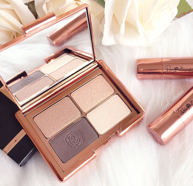 Rosie for Autograph | Eyeshadow Quad, I Feel Like A Million Dollars