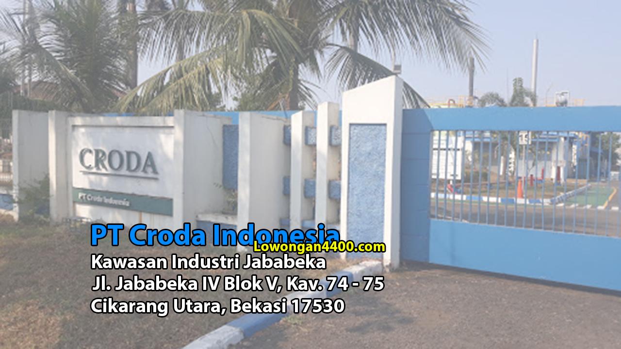 PT Croda Indonesia