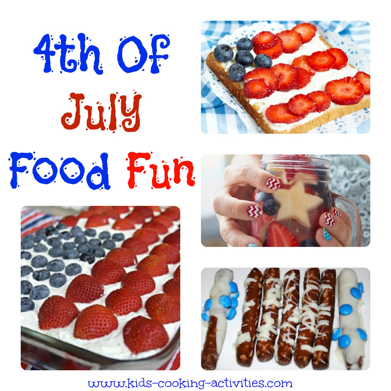 4th of july fun food ideas for July 4th food ideas