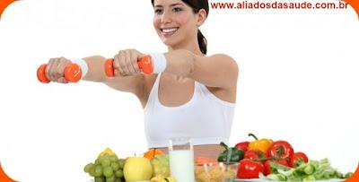 Alimentação para melhorar o desempenho físico