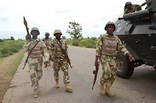 ANAMBRA ELECTION : police to deploy 28,000 police/military men to Anambra