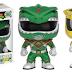 Nova linha de Funkos de Power Rangers será lançada esse ano