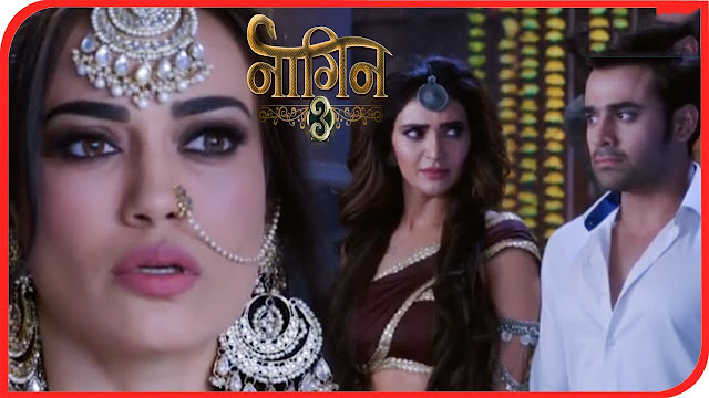 Big Twist : Fake Ruhi finds out Bela's top secret, Mahir's life in grave danger in Naagin 3