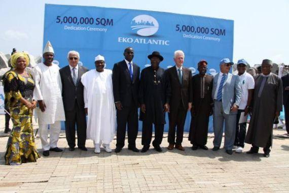 4 - Photos: Eko Atlantic ceremony