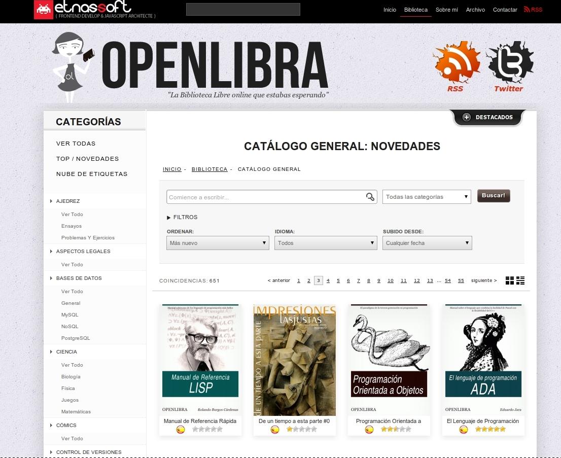 Las Cosas De Hipparion: Biblioteca Libre Online