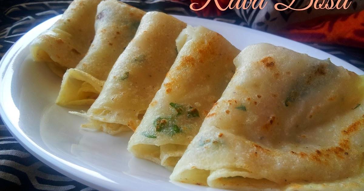Rava Dosa Recipe In Tamil Rak S Kitchen