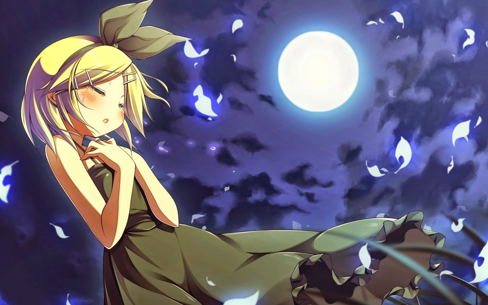 Sad Anime Girl Facebook Cover I am so Lonely I'm So Lonely...