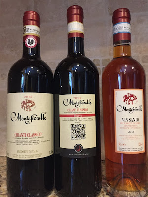 Montefioralle wines from Greve in Chianti