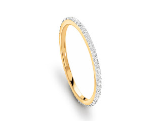 Infinity rings are also classic piece of jewellery to invest in. This a fantastic starter piece as it's made with Gold Vermeil and Zircons which makes it all the more affordable. Missoma also a designer brand for those in the know and has been gaining popularity over the last few years.