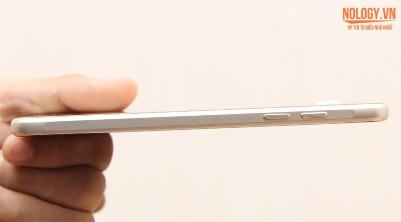 Thiết kế sang trọng của Galaxy A5