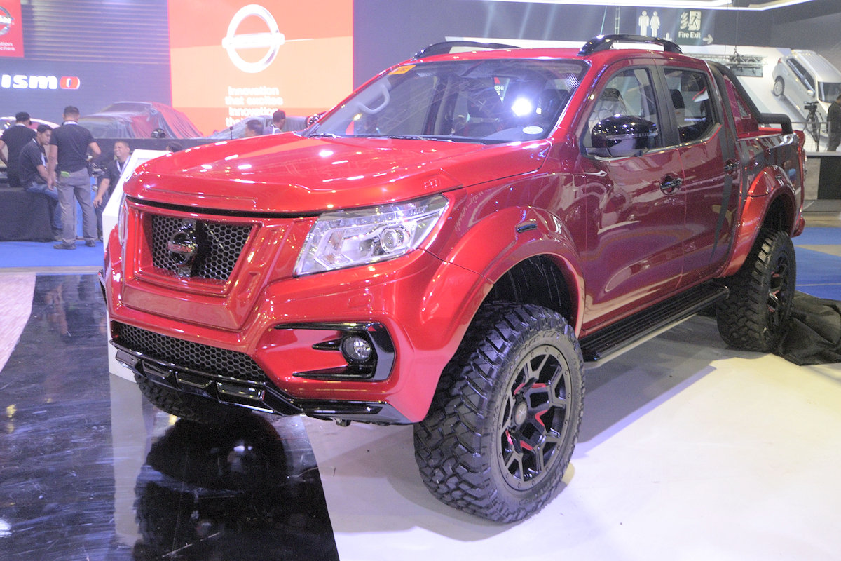This Navara and Terra Concept Will Scare the Sh*t Out of ...