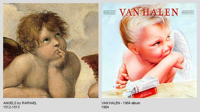 Angels-by-Raphael-1984-Album-by-Van-Halen