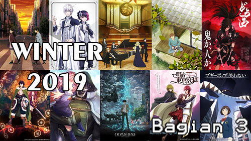 Anime Winter 2019