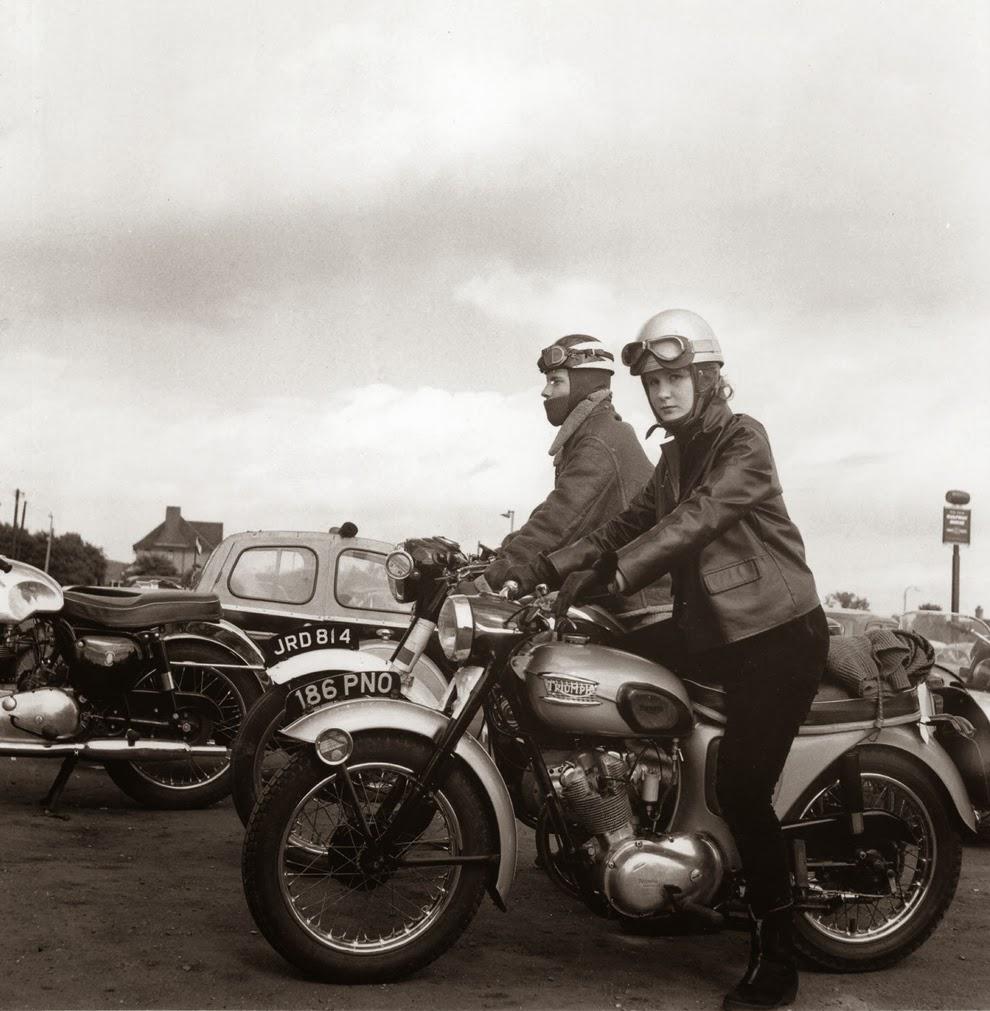 London Wall Car Park Motorcycle