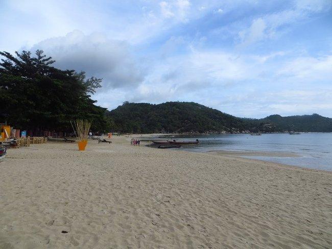 Тхонг Най пан яй пляж