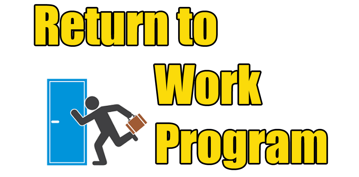 Employee Return-to-Work Program