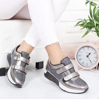 Pantofi sport Tynt gri inchis